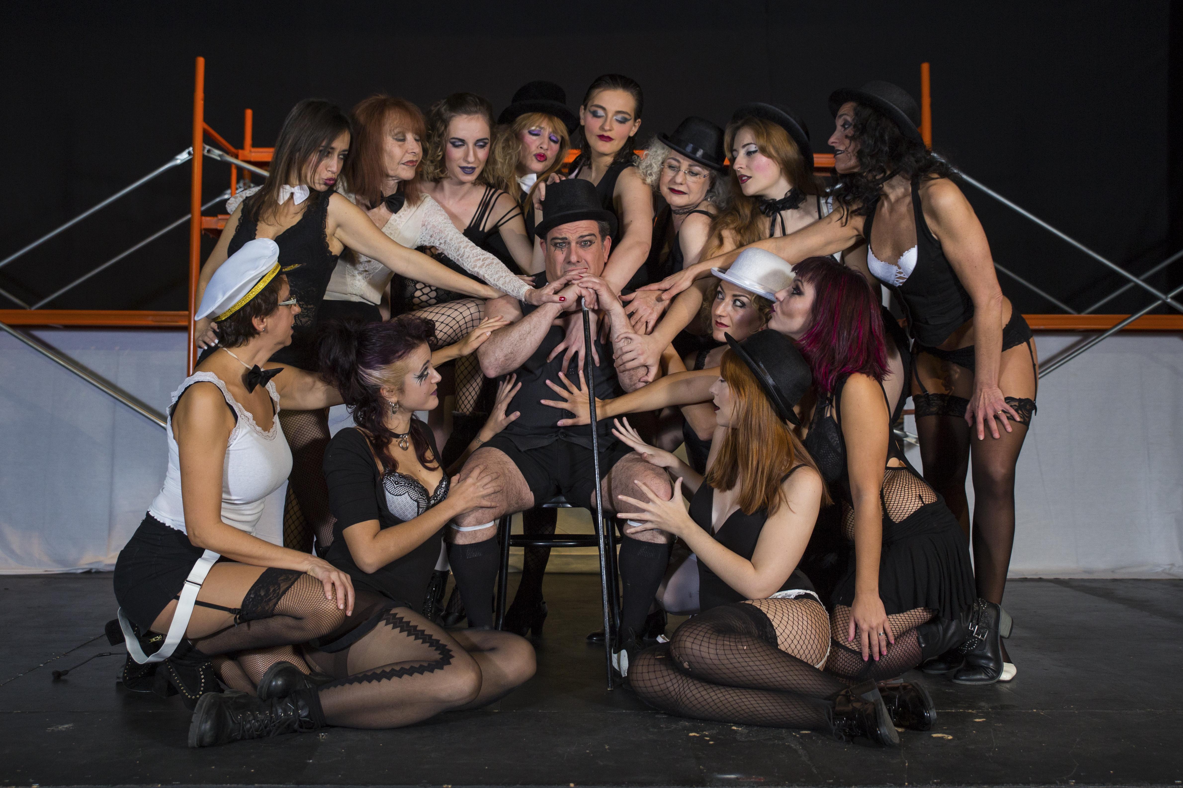 ¡Últimas funciones de Lisístrata Cabaret!!